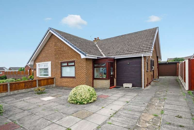 2 Bedrooms Semi Detached Bungalow for sale in Hornby Road, Marshside, Southport