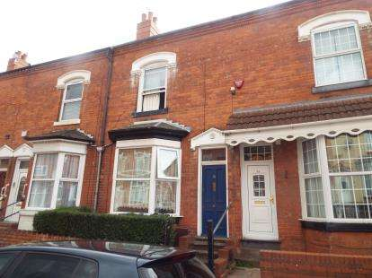 4 Bedrooms Terraced House for sale in Avondale Road, Birmingham, West Midlands, England