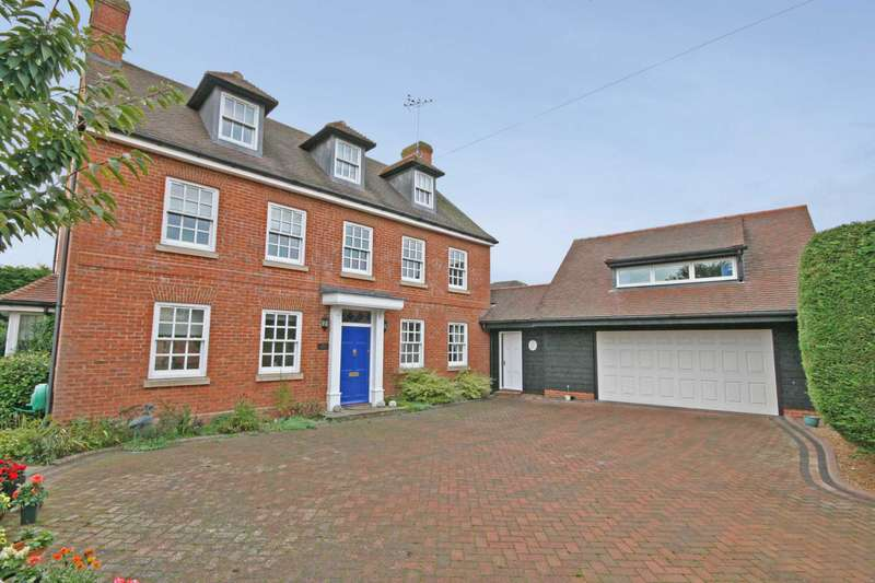 5 Bedrooms Detached House for sale in Stewkley