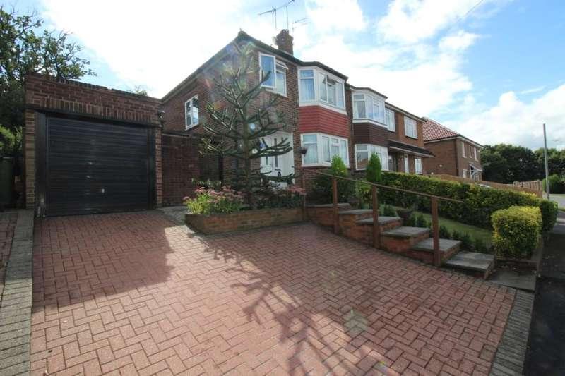 3 Bedrooms Semi Detached House for sale in Lullington Garth, Borehamwood, Hertfordshire, WD6