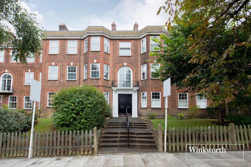 2 Bedrooms Flat for sale in Manor Court, Aylmer Road, East Finchley, London, N2
