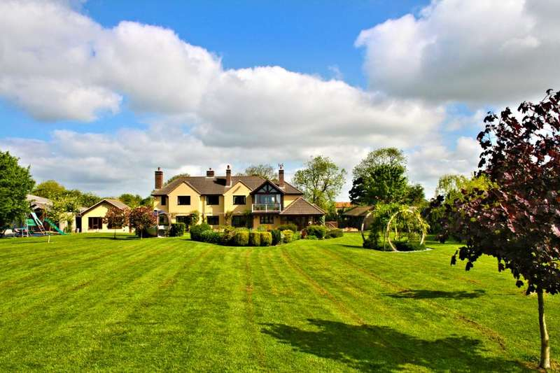 4 Bedrooms Detached House for sale in Main Street, Gunby, Grantham, NG33
