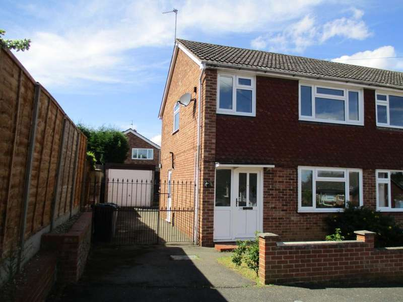 4 Bedrooms Semi Detached House for sale in St. Helens Close, Grantham, NG31