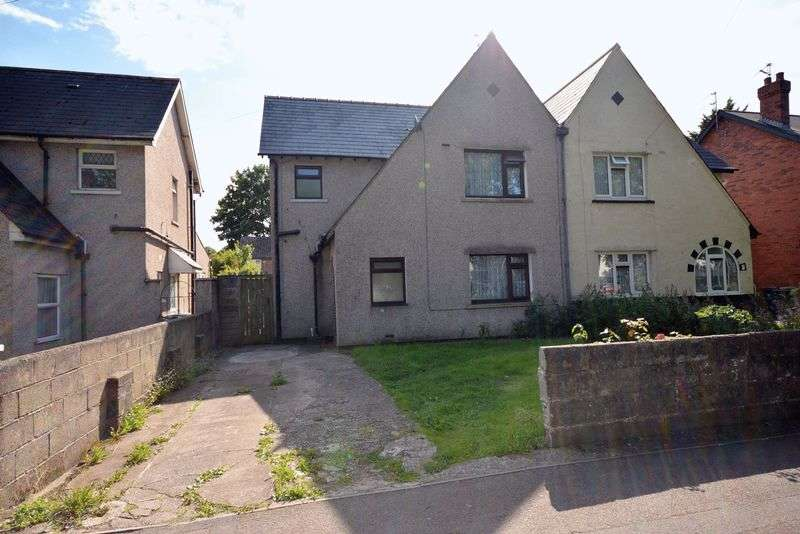 3 Bedrooms Semi Detached House for sale in Grand Avenue, Ely, Cardiff