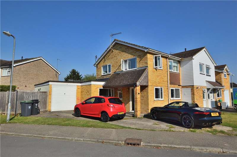 3 Bedrooms Semi Detached House for sale in Stansted Mountfitchet