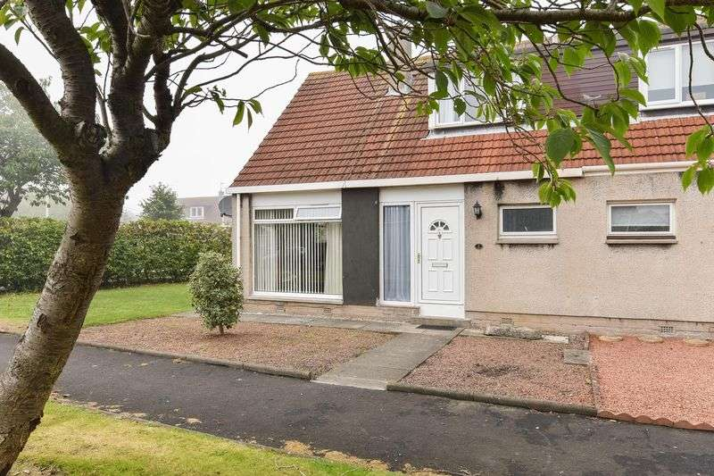 2 Bedrooms Terraced House for sale in 2 Mayfield Crescent, Musselburgh, East Lothian, EH21 6HA