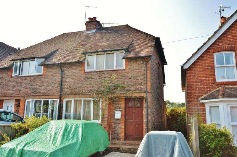 3 Bedrooms Semi Detached House for sale in New Road, Haslemere