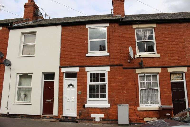 2 Bedrooms Terraced House for sale in Rossington Road, Nottingham