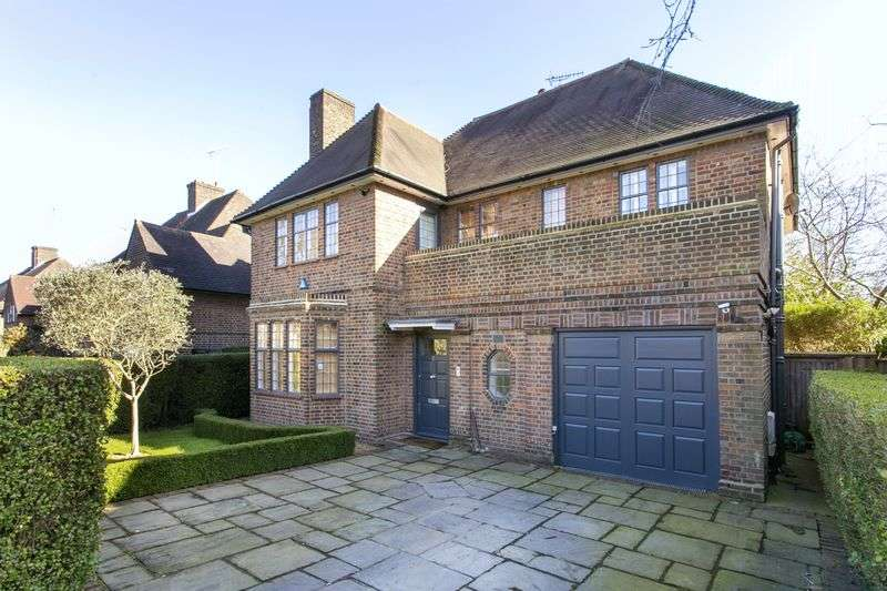 5 Bedrooms Detached House for sale in Litchfield Way, Hampstead Garden Suburb, NW11