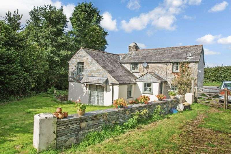 3 Bedrooms Property for sale in St. Teath, Bodmin, Cornwall PL30
