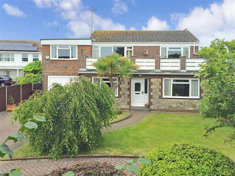 4 Bedrooms Detached House for sale in Berry Lane, Littlehampton, West Sussex