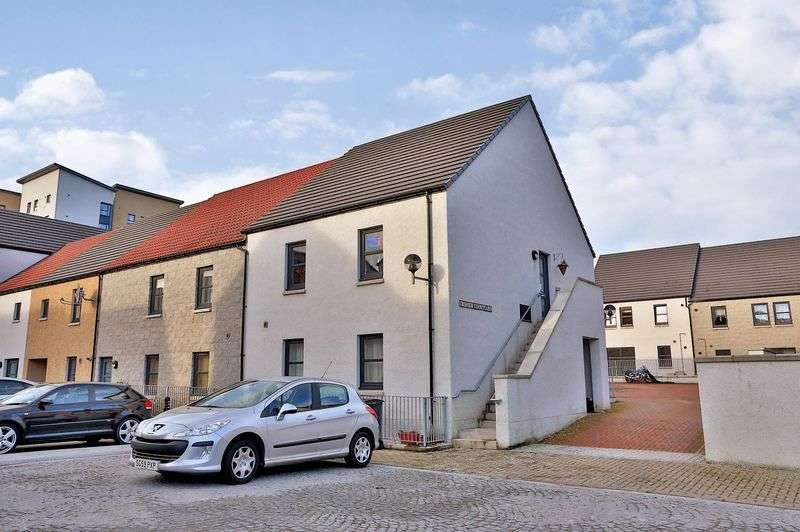 2 Bedrooms Flat for sale in Crosier Walk, Aberdeen
