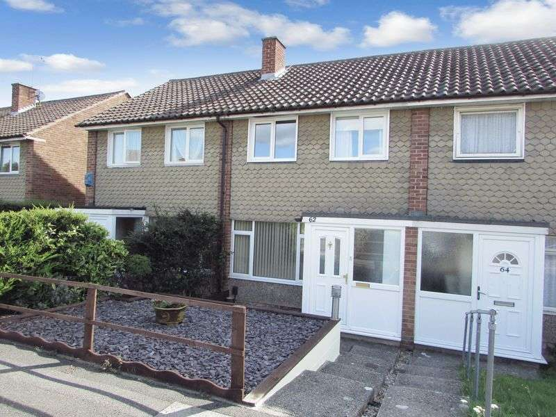 3 Bedrooms Terraced House for sale in Paynesdown Road, Thatcham