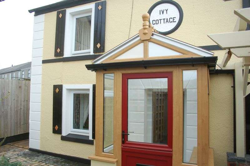 3 Bedrooms Cottage House for sale in Little Lane, Hayle