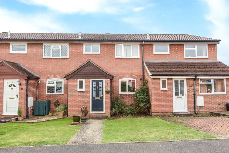3 Bedrooms Terraced House for sale in Fleet Close, Wokingham, Berkshire, RG41
