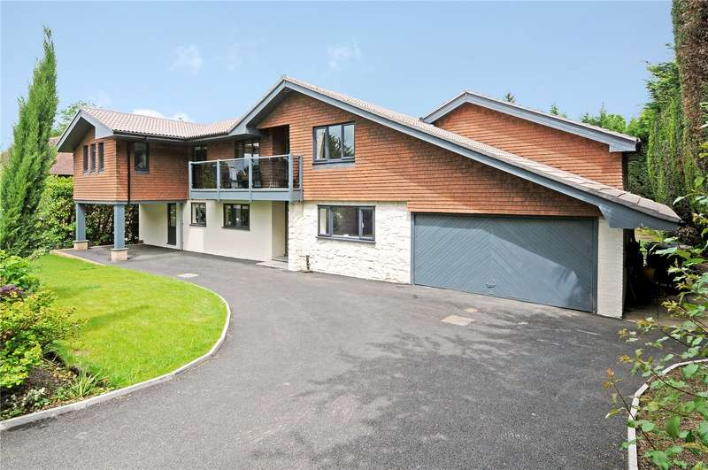 5 Bedrooms Detached House for sale in Courtlands Avenue, Esher, Surrey, KT10