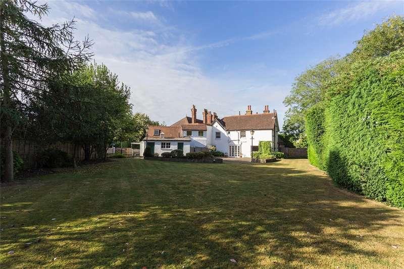 6 Bedrooms Detached House for sale in Roundbush Lane, Round Bush, Aldenham, Hertfordshire, WD25