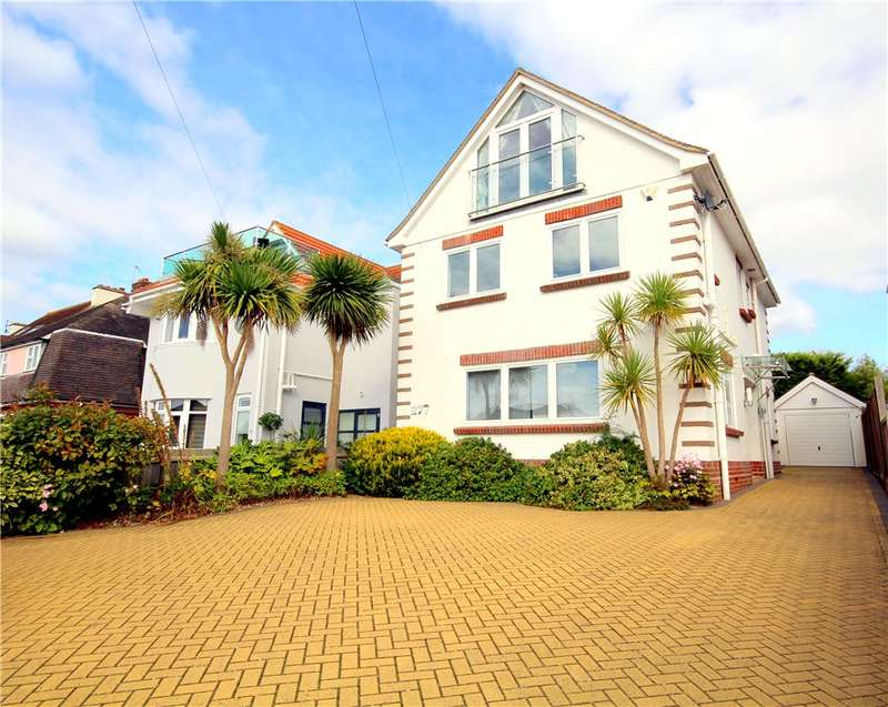 4 Bedrooms Detached House for sale in Sandbanks Road, Lilliput, Poole, Dorset, BH14