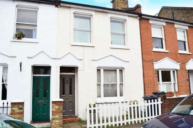 2 Bedrooms Terraced House for sale in Talbot Road, Old Isleworth