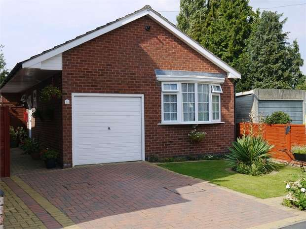 3 Bedrooms Detached Bungalow for sale in Gladstone Street, Fleckney, Leicestershire
