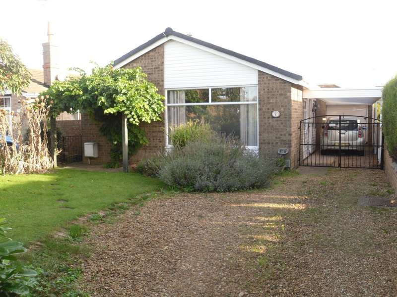 2 Bedrooms Bungalow for sale in Newlands Road, Whittlesey, PE7