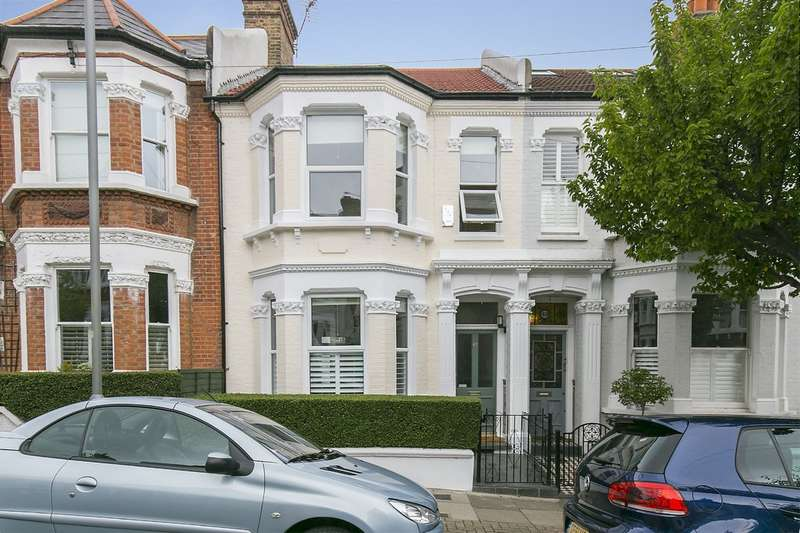 4 Bedrooms Terraced House for sale in Kelmscott Road, Battersea, London