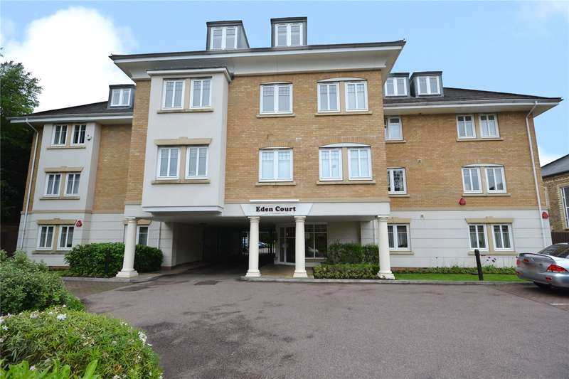 2 Bedrooms Apartment Flat for sale in Eden Court, Hendon Lane, Finchley, London, N3