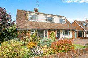 3 Bedrooms Bungalow for sale in Ingram Road, Steyning, West Sussex