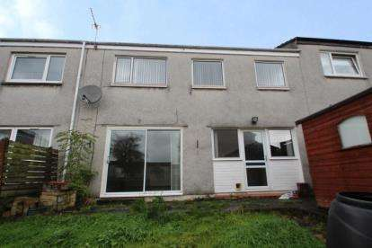 3 Bedrooms Terraced House for sale in Abbotsford Road, Greenfaulds