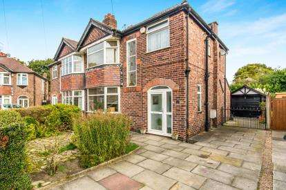 3 Bedrooms Semi Detached House for sale in Alston Avenue, Sale, Greater Manchester, Cheshire