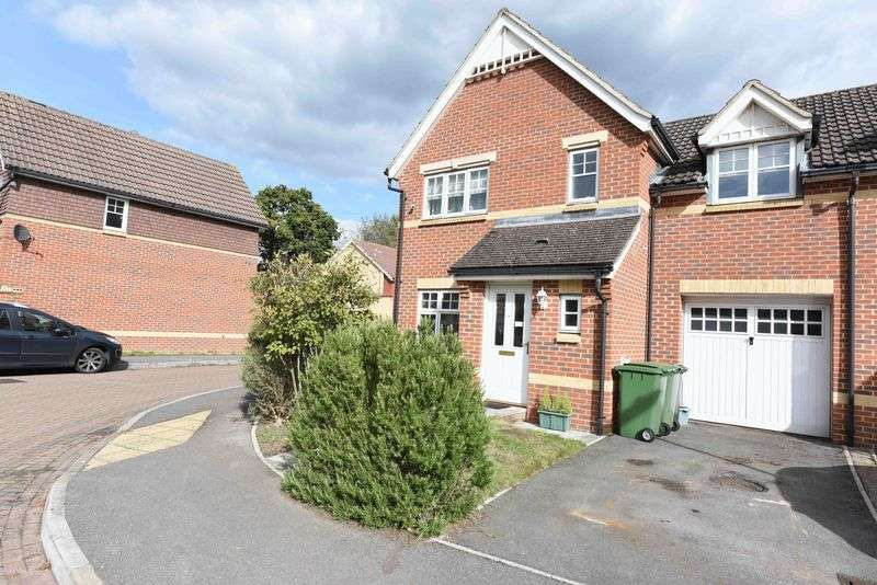 3 Bedrooms House for sale in Bond Close, Tadley
