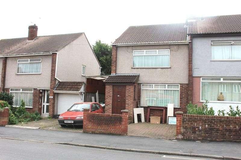 3 Bedrooms Semi Detached House for sale in Marksbury Road, Bedminster, Bristol