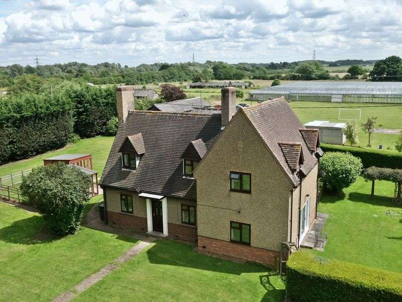 4 Bedrooms Detached House for sale in Chawston, Bedfordshire