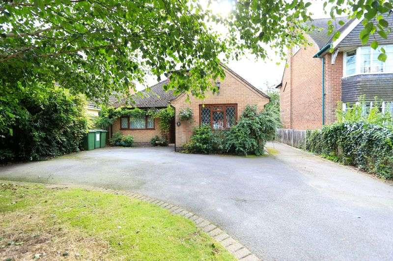 4 Bedrooms Detached House for sale in Forest Rise, Kirby Muxloe