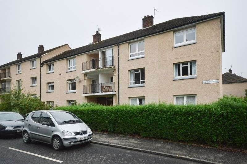 2 Bedrooms Flat for sale in 123/4 Rankin Drive, Blackford, Edinburgh, EH9 3DH