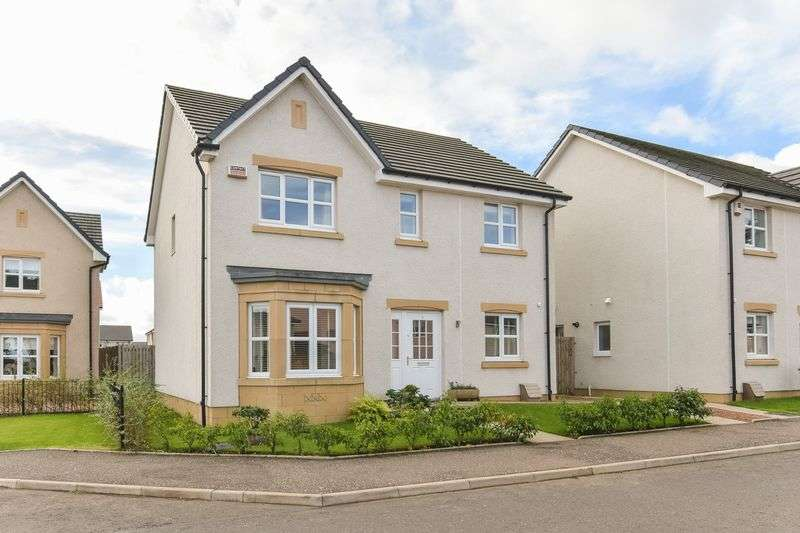 5 Bedrooms Detached House for sale in 6 Hillend View, Winchburgh, West Lothian, EH52 6WB