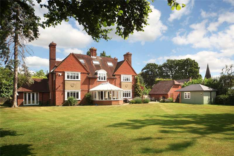 5 Bedrooms Detached House for sale in Sidbury Close, Sunningdale,, Berkshire, SL5