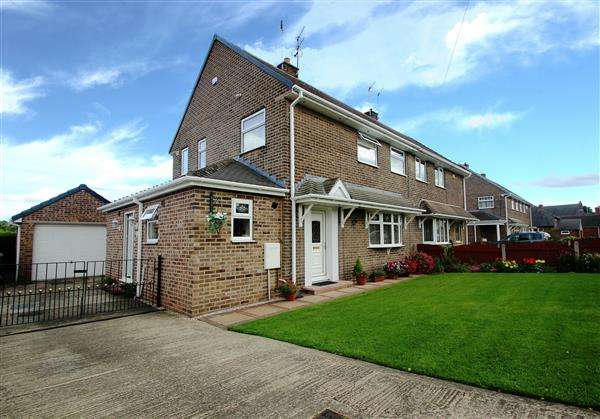 3 Bedrooms Semi Detached House for sale in Little Lane, South Elmsall
