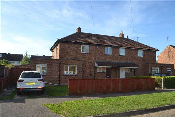 3 Bedrooms Semi Detached House for sale in Drayton Road, Cherry Hinton, Cambridge