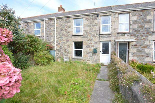 2 Bedrooms Terraced House for sale in Voguebeloth, Illogan, Redruth, Cornwall