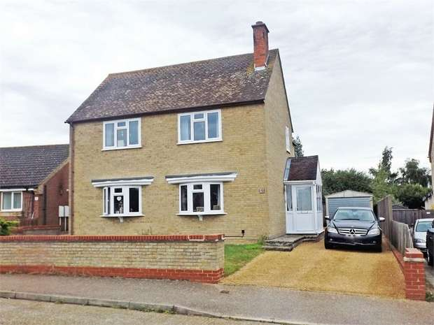 5 Bedrooms Detached House for sale in The Fitches, Knodishall, Saxmundham, Suffolk
