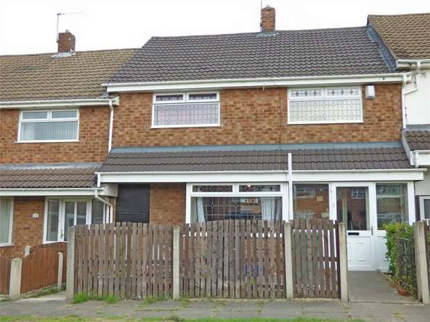 5 Bedrooms Terraced House for sale in Prenton Hall Road, Prenton, Merseyside