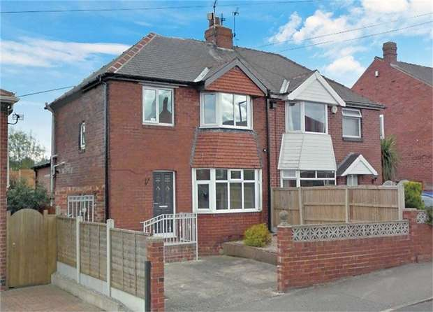 3 Bedrooms Semi Detached House for sale in Greenfoot Lane, Barnsley, South Yorkshire