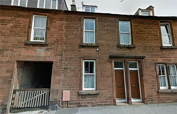 4 Bedrooms Terraced House for sale in Dockhead, Whitesands, Dumfries