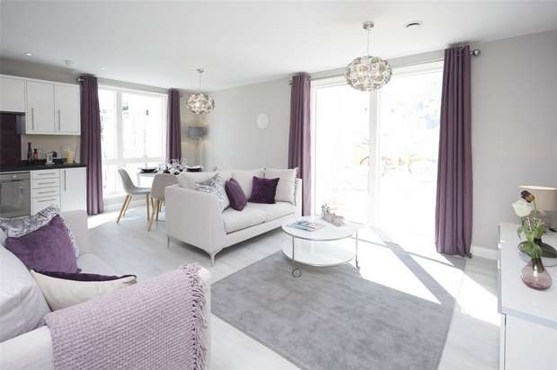 2 Bedrooms Flat for sale in Portland View, Bishop Street, Bristol