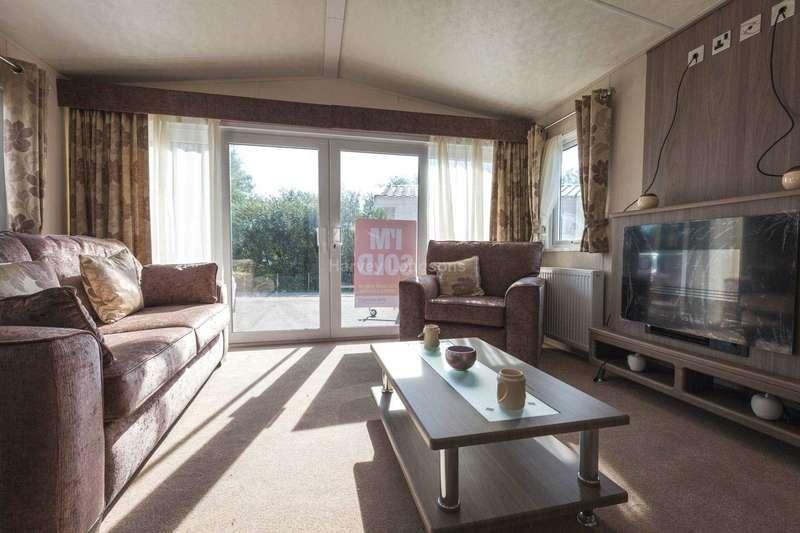 2 Bedrooms Caravan Mobile Home for sale in New Romney, Kent