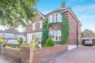 3 Bedrooms Semi Detached House for sale in Oxford Road, Upper, Gillingham, Kent