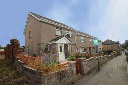 3 Bedrooms Terraced House for sale in Bell Street, Airdrie, North Lanarkshire