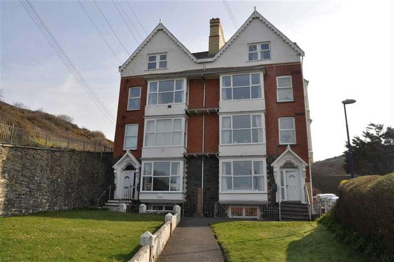 1 Bedroom Flat for sale in Gwen Y Don, Cliff Terrace, Aberystwyth