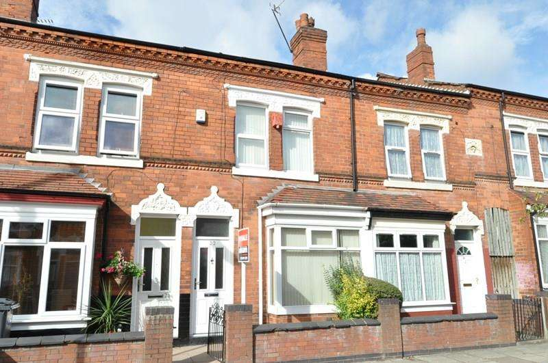 3 Bedrooms Terraced House for sale in Manilla Road, Selly Park, Birmingham